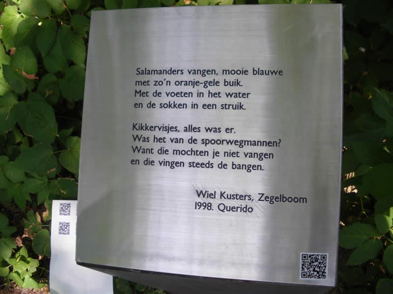 Gedichten Langs De Geul Meerssen Vanaf Station